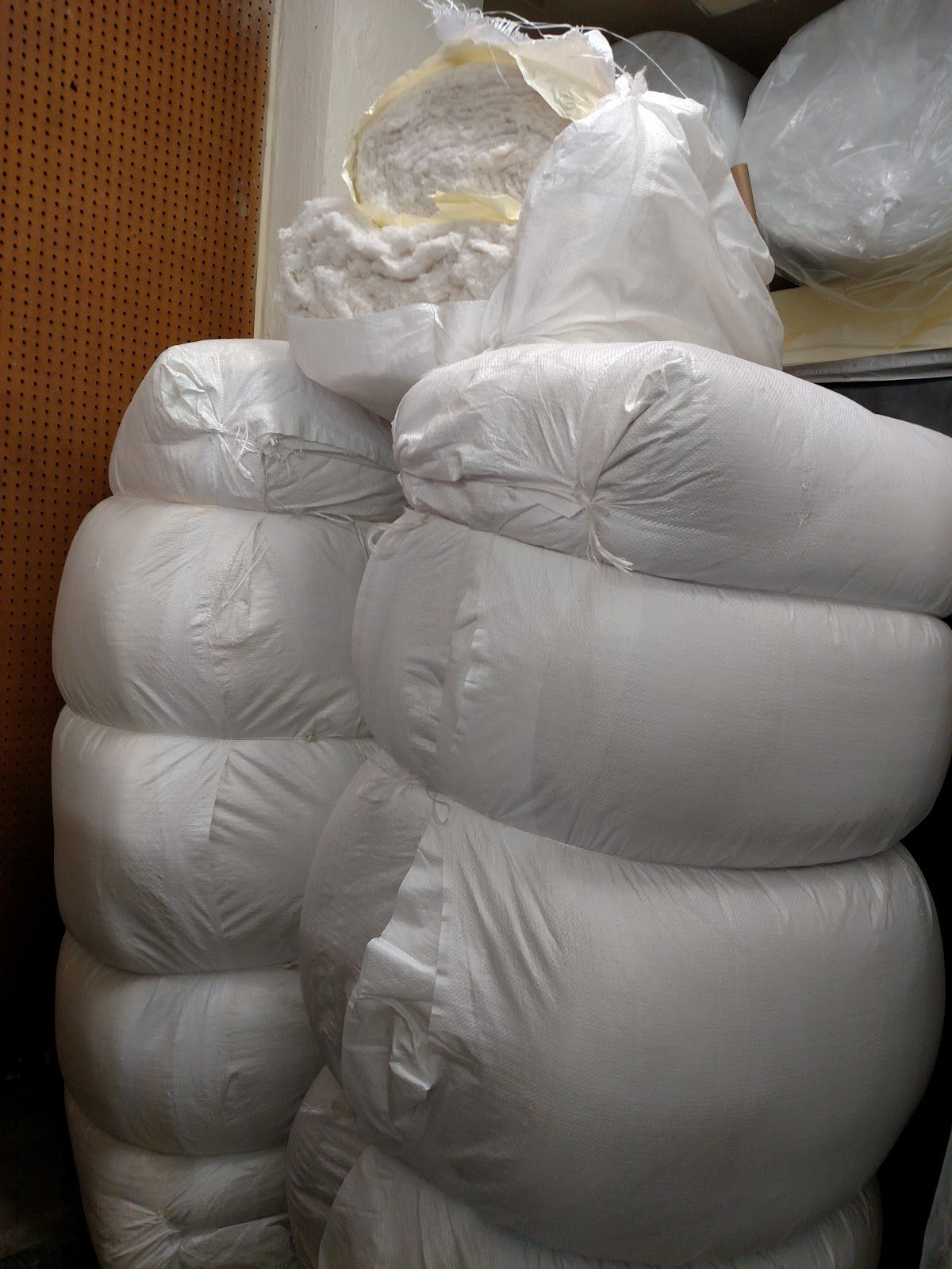 Raw Loose Baled Cotton3