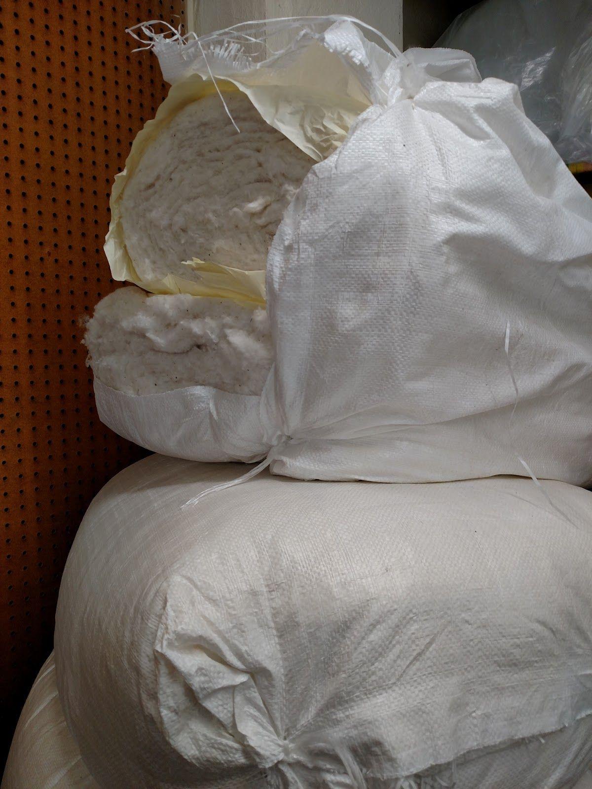 Raw Loose Baled Cotton4